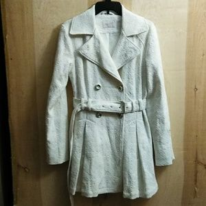 💥SALE💥 Laundry by Shelli Segal Belted Coat S/M
